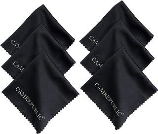 Pa/ño de Limpieza de Gafas de Microfibra 10pcs para Lentes de Gafas de Sol de Pantalla de tel/éfonos con c/ámara o Superficies delicadas de TheBigThumb