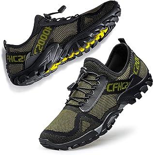 FANDEE Men's Women's Minimalist Trail Runner | Minimalist Athletic Walking Jogging Water Sneakers
