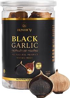 سیر سیاه Homtiem 8.82 اونس (250 گرم) ، سیر سیاه کامل تخمیر شده به مدت 90 روز ، غذاهای فوق العاده ، غیر GMO ، مواد غیر افزودنی ، آنتی اکسیدان زیاد ، آماده خوردن غذاهای میان وعده ای ، غذاهای سالم