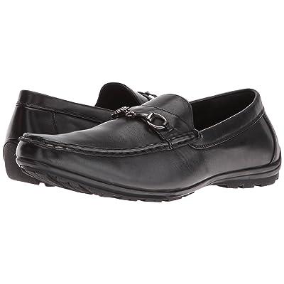 Deer Stags Manual Slip-On Loafer (Black) Men