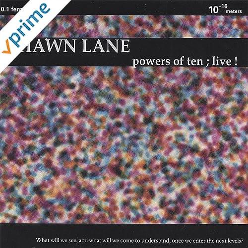 異次元という言葉が相応しいプレイ: Shawn Lane / Powers Of Ten; Live!