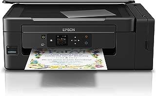Epson EcoTank ET-2650 | Impresora Wi-Fi A4 Multifunción con Pantalla LCD Color | Copia/Escaneado/Impresión | Velocidad 33ppm | Resolución 5760x1440ppp | Tinta Incluida 4000/6500 páginas Negro/Color