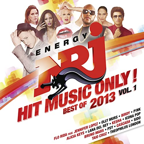 Energy - Hit Music Only ! - Best Of 2013 Vol. 1 [Explicit]