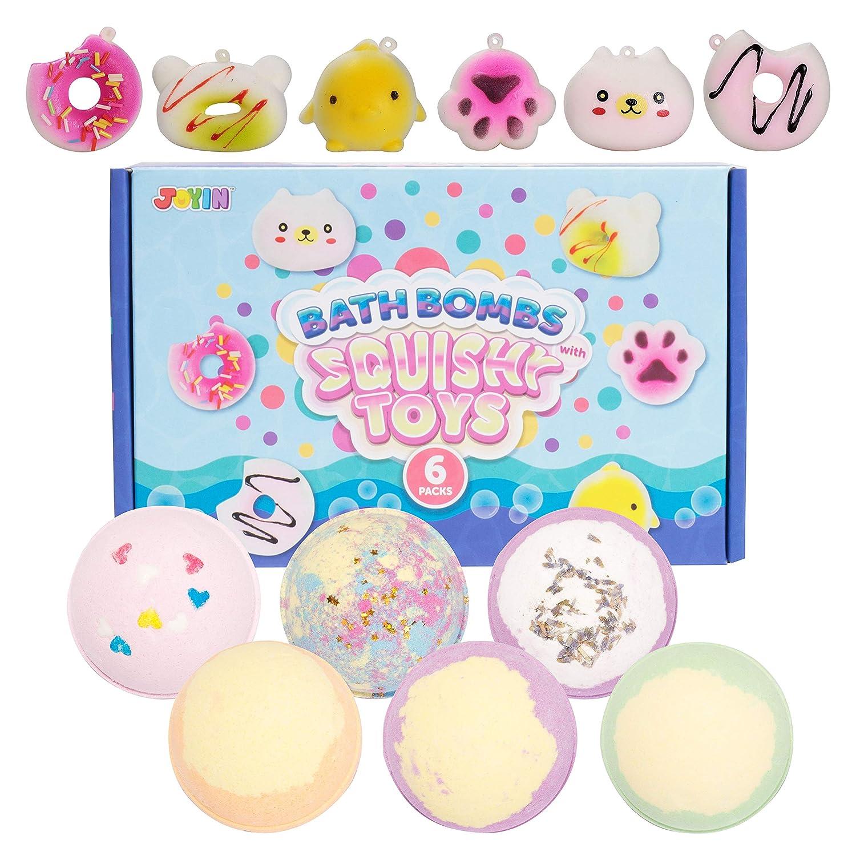 Washington Mall Bath bombs with Squishy Toys Sacramento Mall Packs Bombs Squ 6 Bubble
