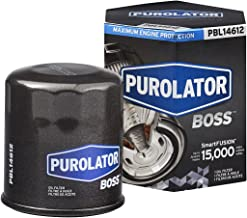 Purolator PBL14612 Black Single PurolatorBOSS Maximum Engine Protection Spin On Oil Filter