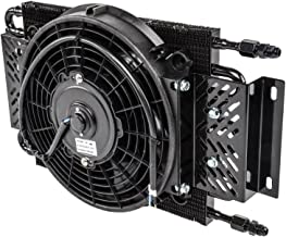 JEGS Performance Products 60388 High-Performance Transmission Cooler 26 000 GVW
