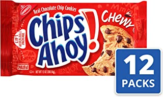 CHIPS AHOY! Chewy Chocolate Chip Cookies, 12 Packs (13 oz.)