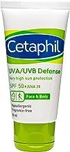 Cetaphil UVA/UVB Defense SPF50+, 50ml
