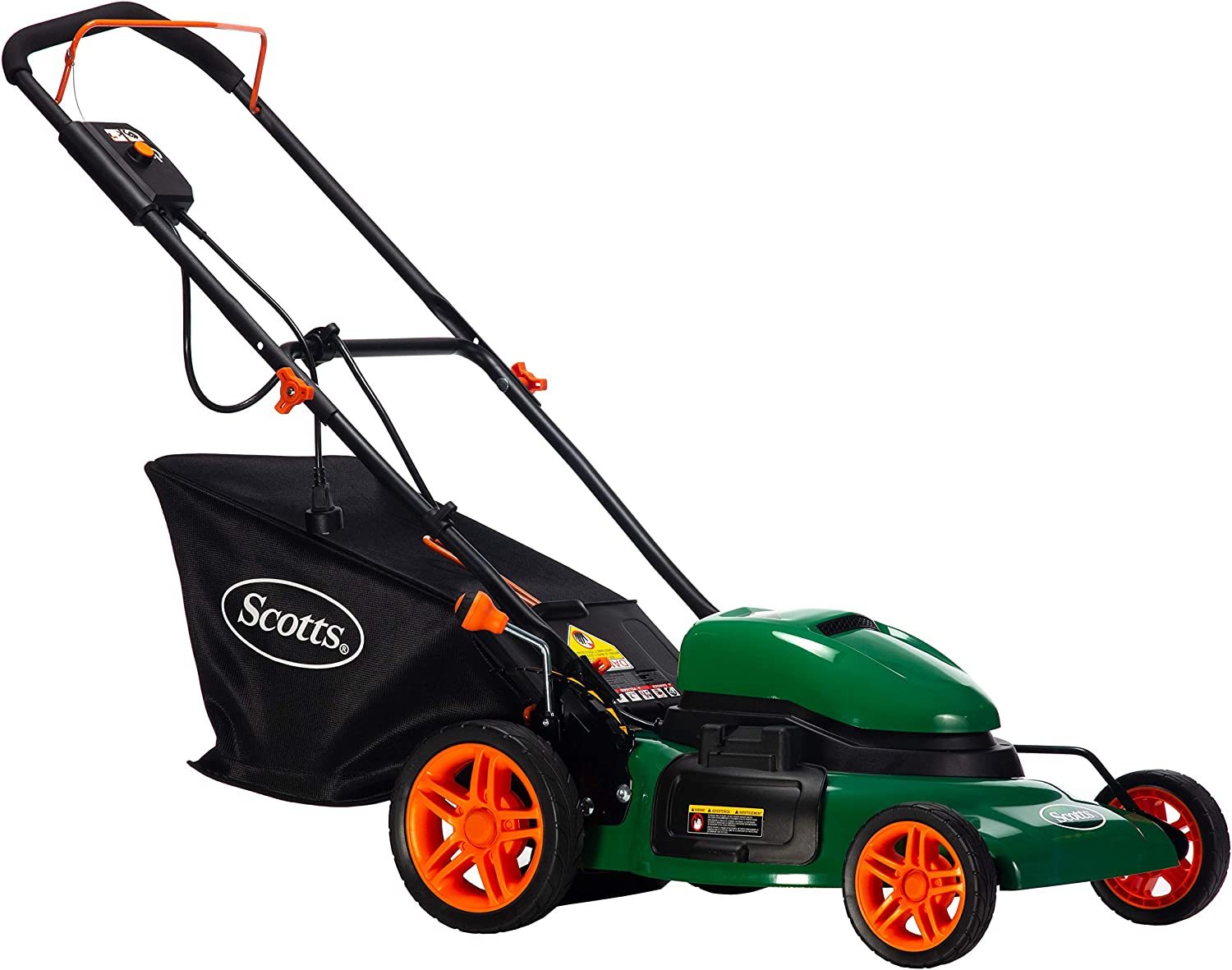 Scotts Corded Electric Lawn Mower