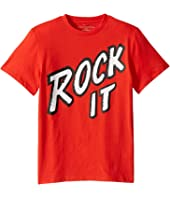Stella McCartney Kids - Rock It T-Shirt (Toddler/Little Kids/Big Kids)