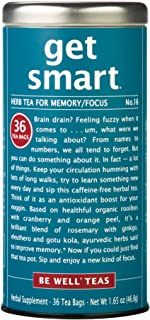 The Republic of Tea, Get Smart Tea, 36-Count