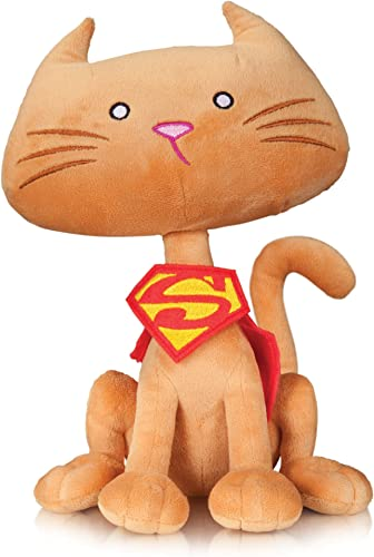DC Super Pets Gestreiftes Plüschtier