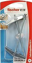 Fischer kiepplug KD 4 K SB-kaart, inhoud: 2 x veerklappluggen, 082193