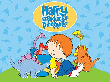 Harry and His Bucket Full of Dinosaurs Volume 2