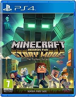 Minecraft Story Mode - Season 2 Pass Disc (PS4) UK IMPORT REGION FREE