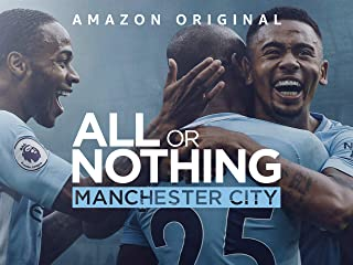 All or Nothing: Manchester City - Season 1 (4K UHD)