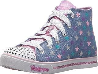 Skechers Kids' Sparkle Glitz-Shiny Starz Sneaker