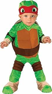 Nickelodeon Teenage Mutant Ninja Turtles Raphael Romper Shell and Headpiece