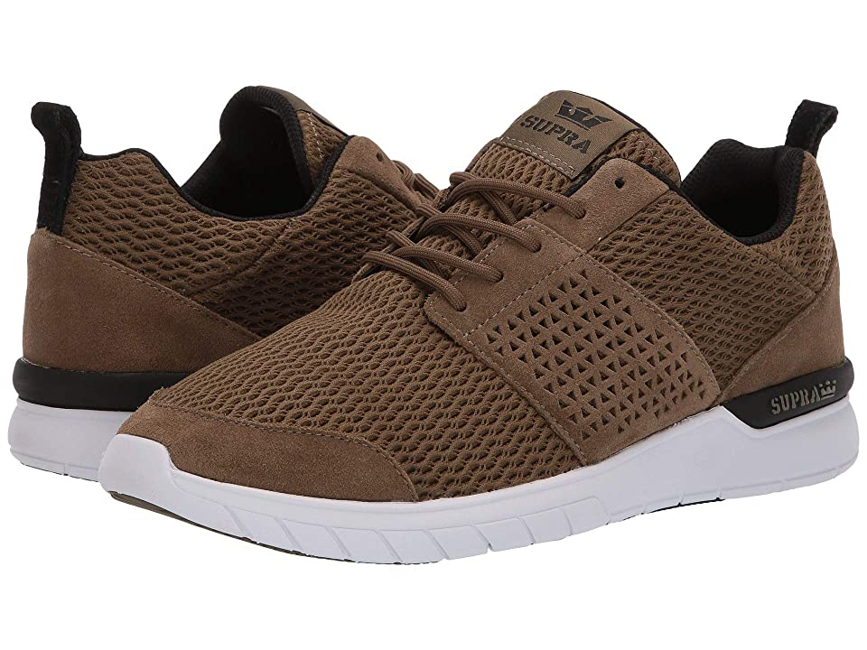 Supra Scissor (Olive/Black/White) Men