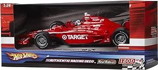 Hot Wheels IZOD IndyCar Series Dario Franchetti Car