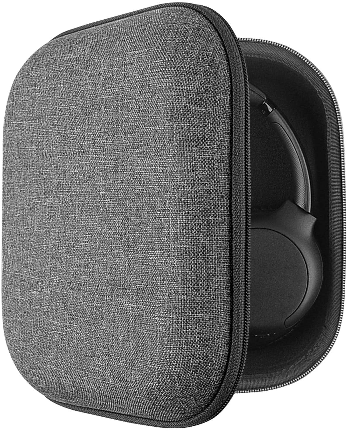 Geekria UltraShell Case for Sony WH-CH710N, WH-CH700N, WH-1000XM4, WH-1000XM3, WH-1000XM2, MDR-1000X Headphones, Replacement Protective Hard Shell Travel Carrying Bag with Room for Accessories