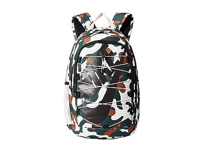 Nike Hayward All Over Print Camo Backpack 2.0 (Desert Sand/Desert Sand/Black) Backpack Bags