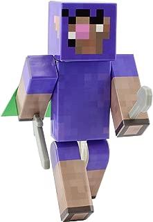 EnderToys Purple Sheep Action Figure Toy, 4 Inch Custom Series Figurines