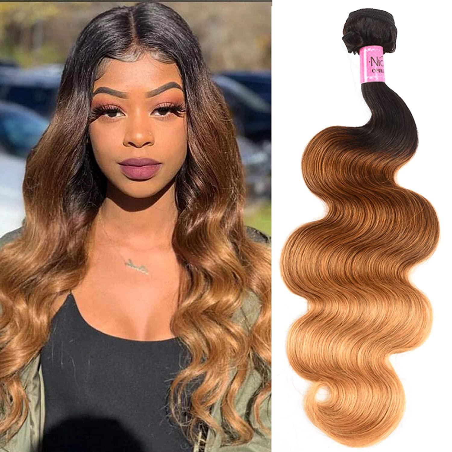 UNice Hair 10A Grade Ombre Body Wave Brazilian Bundle 1 Re Clearance SALE Cheap mail order shopping Limited time