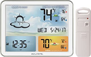 meteo clock weather station instructions