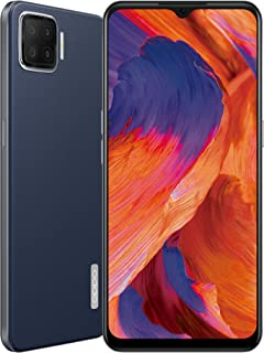 Oppo A73 Smartphone Navy Blue 6GB + 128GB, 163G, CPH2095, 7.5 mm thickness, Anroid 10, 6.44Inch FHD+ 16M Color AMOLED