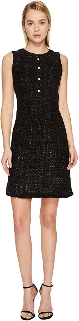 Kate Spade New York - Sparkle Tweed Dress
