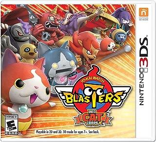 YO-KAI WATCH Blasters: Red CAT Corps - Nintendo 3DS