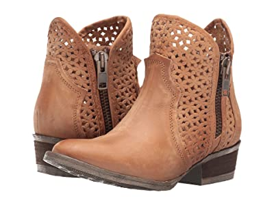 Corral Boots Q0002 (Tan) Women