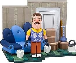 McFarlane Toys Hello Neighbor The Living Room Small Construction Set