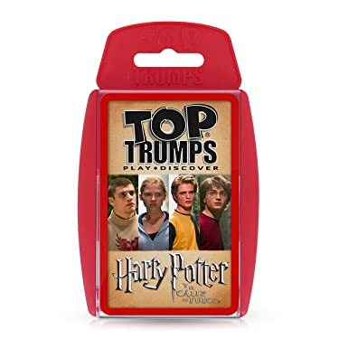 Top Trumps Harry Potter and Prisoner Azkaban (10551), Multicolor (Eleven Force 1)