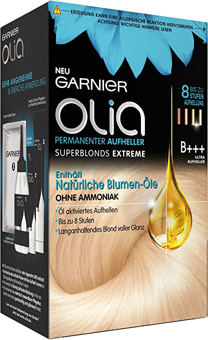 Decolorador de cabello Olia B++ / Coloración de cabello hasta ...