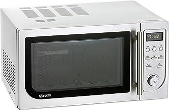 Bartscher - Microondas con horno y grill, 16,6 kg