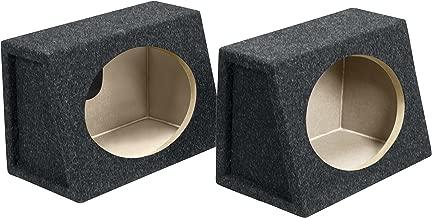 Atrend 6X9PR B Box Series 6 x 9 Inches Pair Speaker Box with Speaker Terminal