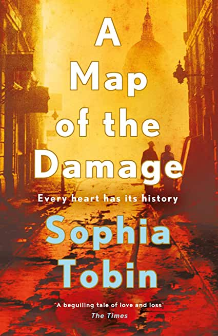 A Map of the Damage (English Edition)