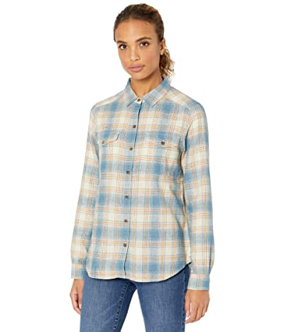 Toad&Co Re-Form Flannel Shirt (Almond) Women