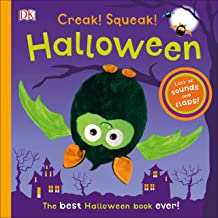 Creak! Squeak! Halloween: The Best Halloween Book Ever