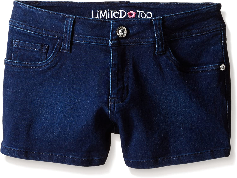 Limited Too quality SALENEW very popular! assurance Girls' Super Denim Short Soft