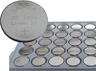 VARTA Batterie Lithium CR2430 6430 1er bulk