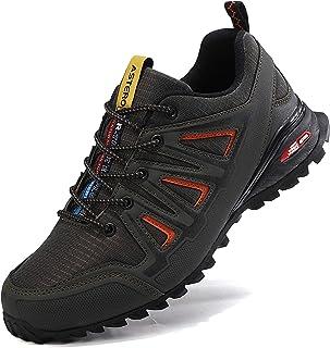 ASTERO Laufschuhe Herren Traillaufschuhe Turnschuhe Straßenlaufschuhe Sneaker Fitnessschuhe für Outdoor Joggingschuhe Walk...