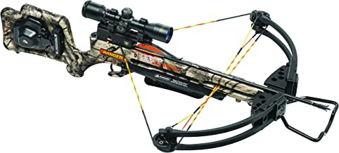 Wicked Ridge by TenPoint Crossbows Ranger Crossbow Package with ACU-52 Cocking Mechanism