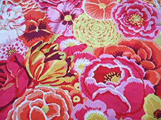 FreeSpirit Fabrics Kaffe Fassett Bekah Orange Fabric By The Yard