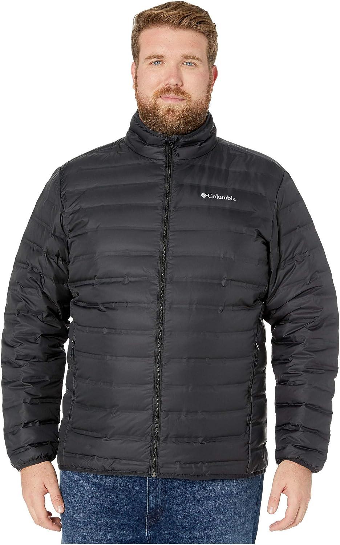 Columbia Big & Tall Lake 22 Down Jacket: Clothing