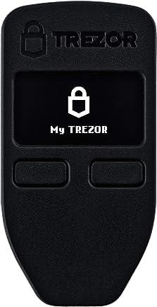 TREZOR - Bitcoin Altcoin Wallet