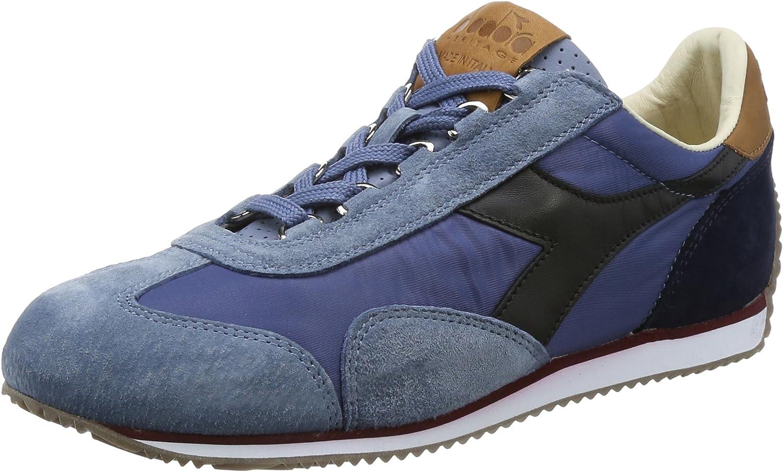 Diadora Heritage shoes Basse Sneakers men blue (Equipe_ITA)