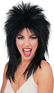 Costume Spiked Rocker Wig